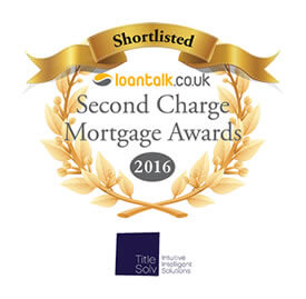 Loan Talk Second Charge Mortgage Awards Logo